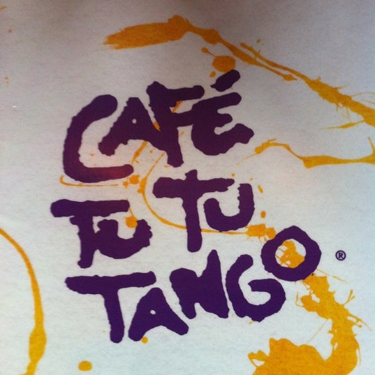 Photo taken at Café Tu Tu Tango by Chrisopher T. on 7/17/2011
