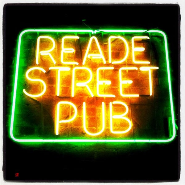 Reade Street Pub Kitchen Menu