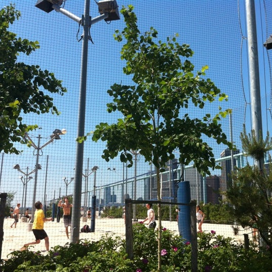 Photo taken at Brooklyn Bridge Park - Pier 6 by Gene S. on 5/19/2012
