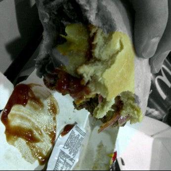 Photo taken at McDonald's by Alejandro M. on 6/8/2012