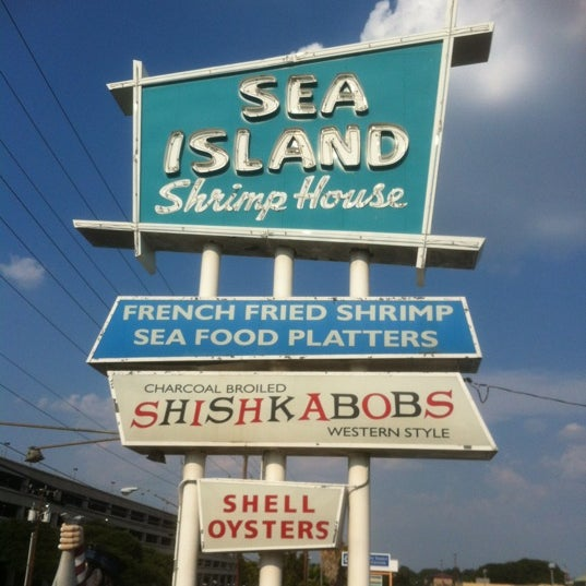 Sea Island Shrimp House San Antonio Tx