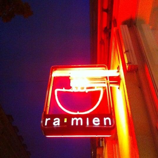 Photo taken at Ra'mien by Jenni V. on 6/11/2011