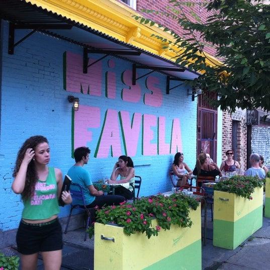 Photo taken at Miss Favela by Benjamin C. on 8/8/2011