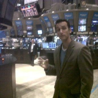 Photo taken at NYSE Euronext by max on 12/2/2011