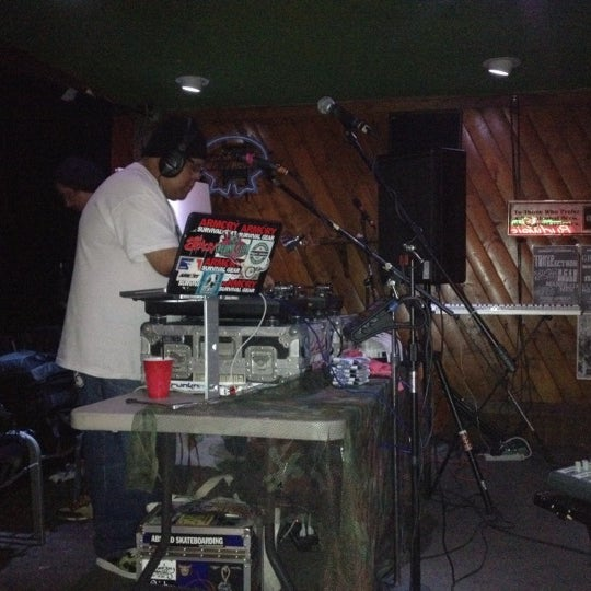 Photo taken at Yucca Tap Room by Archie K. on 1/20/2012