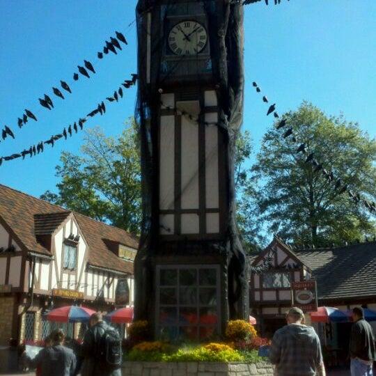 Photo taken at Busch Gardens Williamsburg by Tasha N. on 10/21/2011