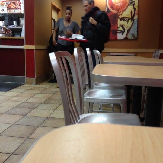 Photo taken at KFC by nika on 3/21/2012