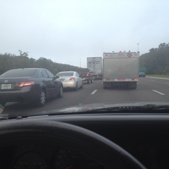 Photo taken at I-75 by Brent B. on 11/8/2011