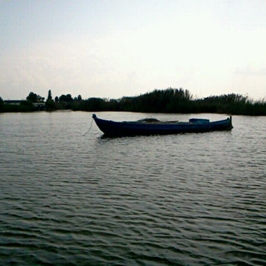Photo taken at La Albufera by SHIN S. on 10/1/2011