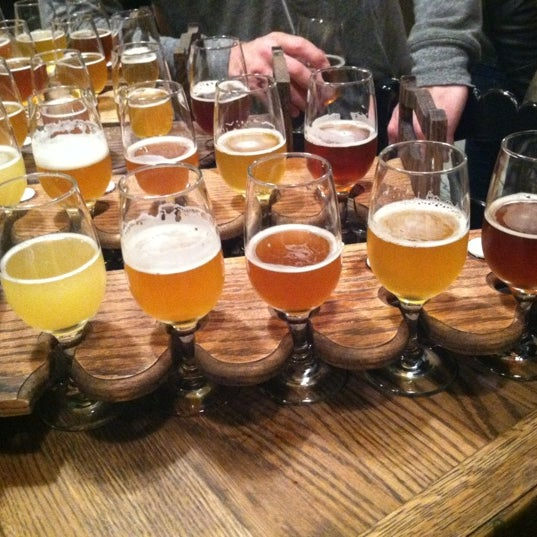 Photo taken at The Bruery Provisions by Hiten S. on 4/1/2012
