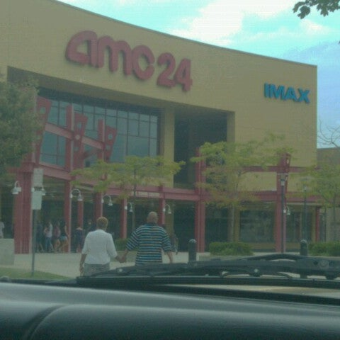 Photo taken at AMC Hampton Towne Centre 24 by Sofia J. on 7/14/2012