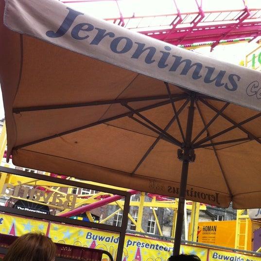 Photo taken at Jeronimus eet & borrel café by jolante v. on 8/24/2011
