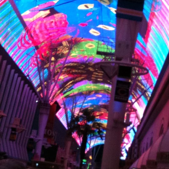 Photo taken at Downtown Las Vegas by Craig K. on 9/26/2011