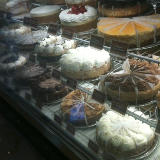 Photo taken at The Cheesecake Factory by Ana S. on 9/11/2012