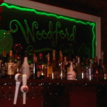 Photo taken at Woodford Café by Joel D. on 11/27/2011