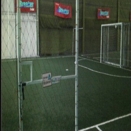 Photo taken at SD Indoor Soccer by Veerapat V. on 6/26/2011