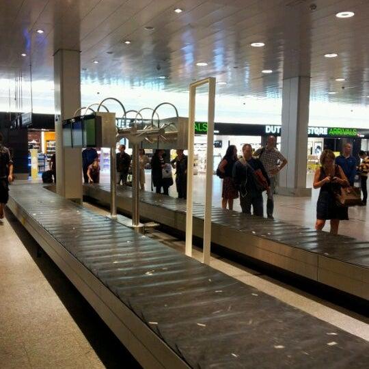 Atlanta Flughafen Ankunft