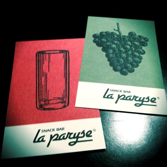 Photo taken at La Paryse by Sylvain B. on 3/2/2012