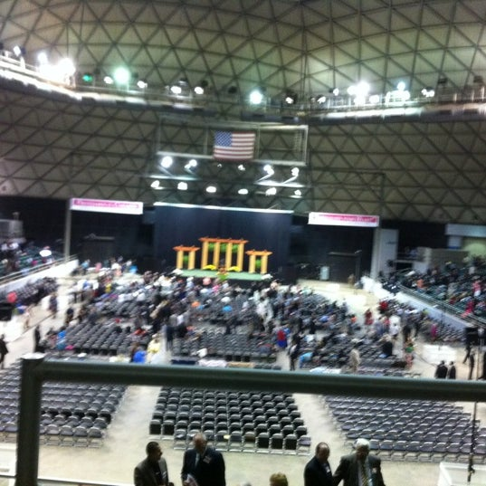 Photo taken at Bell County Expo Center by John T. on 7/22/2012
