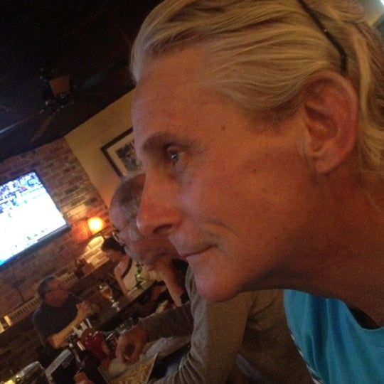 Photo taken at O'Brion's Pub & Grille by Sidonie A. on 3/16/2012