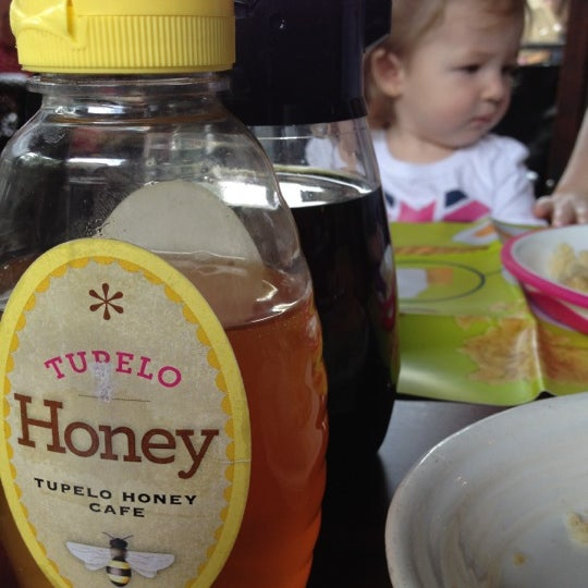 Photo taken at Tupelo Honey Cafe by Skye&Raine on 4/20/2012