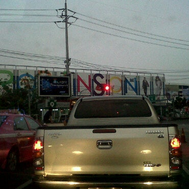 Photo taken at แยกสุทธิสาร (Sutthisan Intersection) by Cassybank B. on 2/15/2011