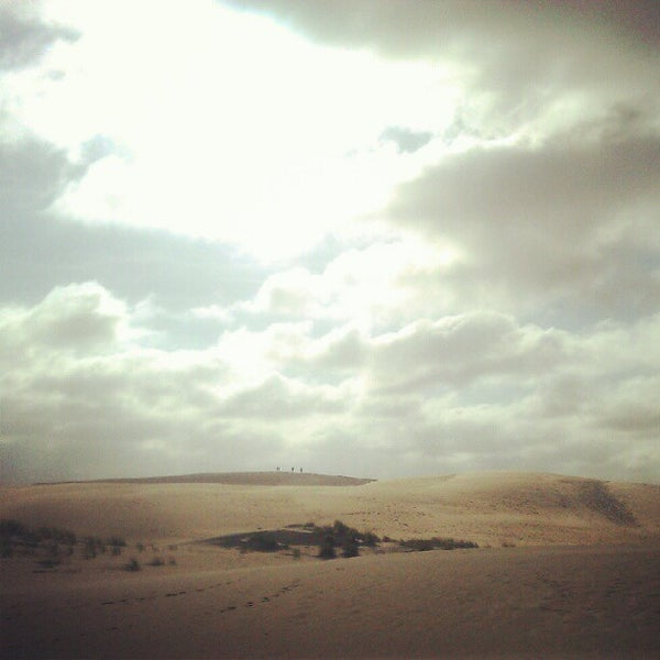 Photo taken at Jockey's Ridge State Park by nico on 6/17/2012