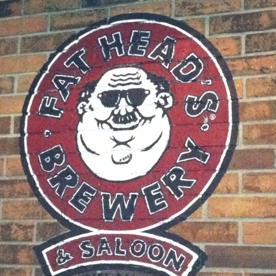 Photo taken at Fat Head's Brewery & Saloon by Paul F. on 5/5/2011