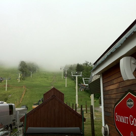 Photo taken at Stratton Summit Gondola by Sergiu P. on 6/25/2011