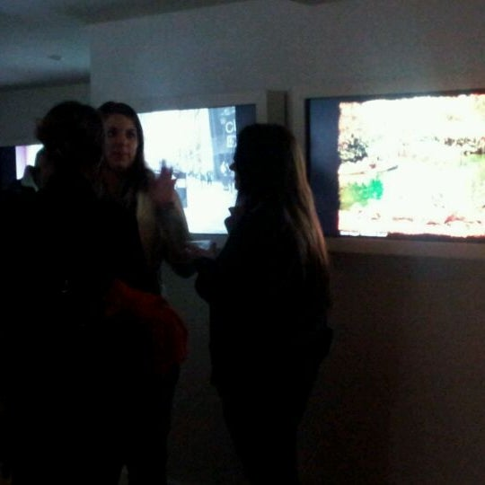 Photo taken at SoHo Gallery for Digital Art by DezVFX G. on 12/17/2011