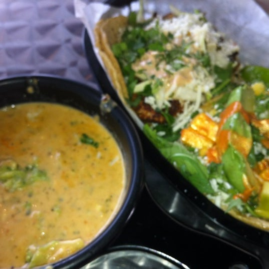 Photo taken at Torchy's Tacos by russ k. on 1/13/2012