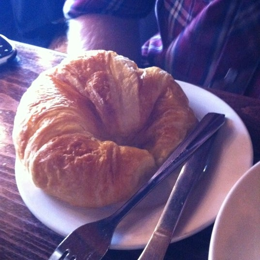 Photo taken at La Madeleine Country French Café by Cody O. on 12/17/2011