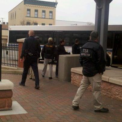 Photo taken at Kalamazoo Transportation Center - Amtrak (KAL) by Zachary L. on 12/19/2011
