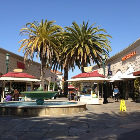 Photo taken at Carlsbad Premium Outlets by Benjamin D. on 2/18/2012