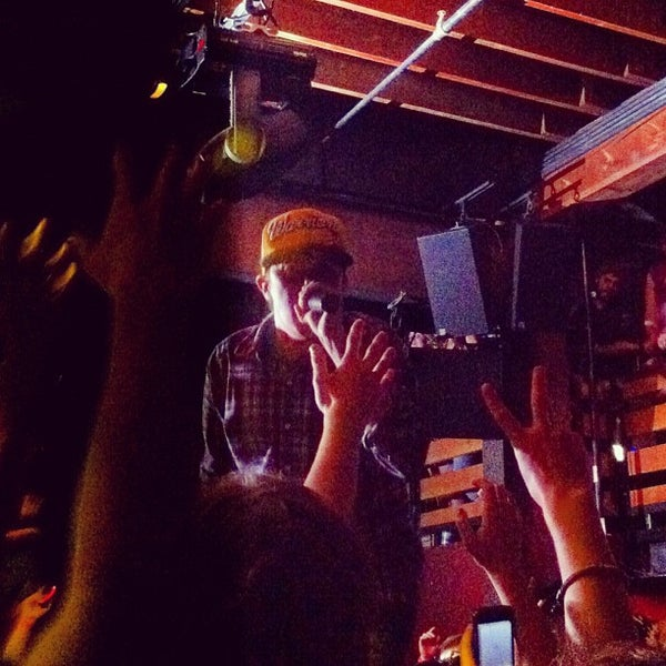 Photo taken at The Crocodile by Laura K. on 7/27/2012