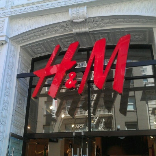 Photo taken at H&M by Shawnna on 7/20/2012