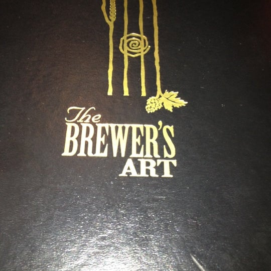 Photo taken at The Brewer's Art by Heather L. on 6/20/2012
