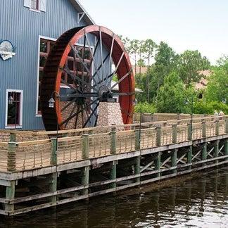 Photo taken at Disney's Port Orleans Riverside Resort by Ramon L. on 8/6/2012