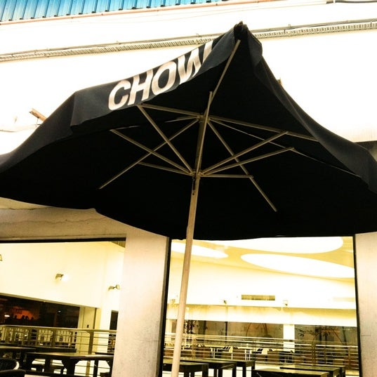 Photo taken at Chow Food Court by Ireena on 3/1/2012