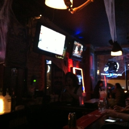 Photo taken at Stillwater Bar & Grill by Maurice F. on 10/29/2011