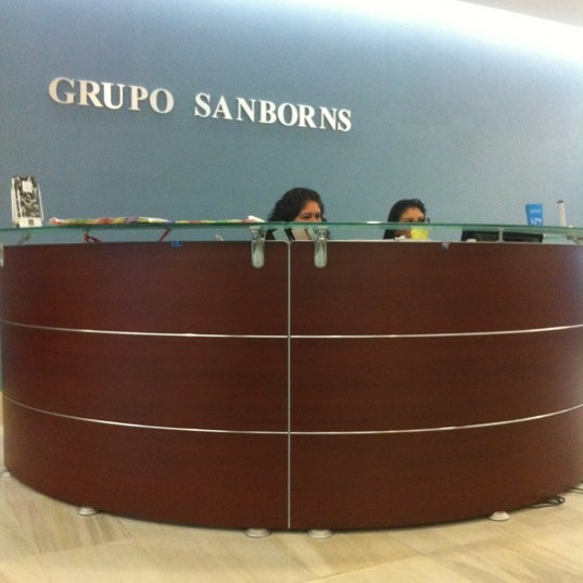 Corporativo grupo sanborns ampliaci n granada 2 tips for Oficina zurich valencia