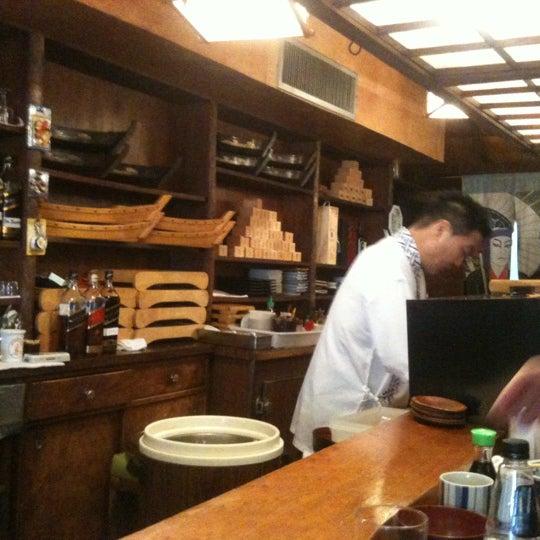 Photo taken at Yamaga | やまが by Julio César T. on 7/14/2012