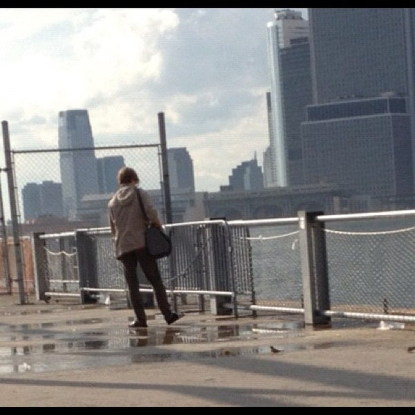 Photo taken at Brooklyn Bridge Park - Pier 6 by Matt P. on 7/27/2012