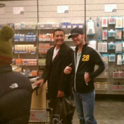 Photo taken at Nordstrom Rack Sugarhouse by Amy L. on 12/26/2011