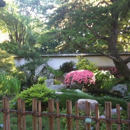 Photo taken at Atlanta Botanical Garden by Julie C. on 5/11/2012