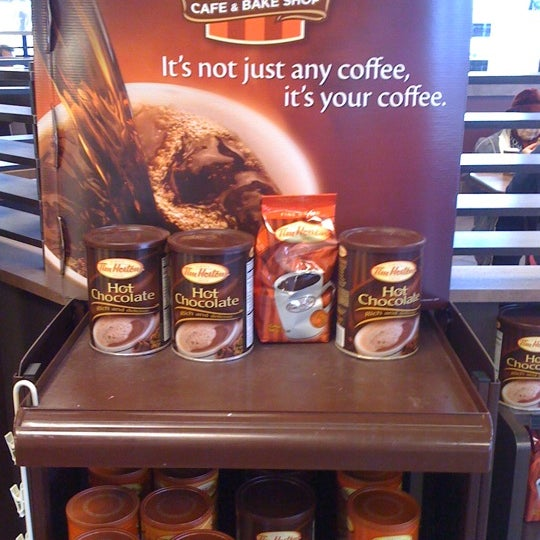 Photo taken at Tim Hortons by Meatloaf T. on 2/14/2012