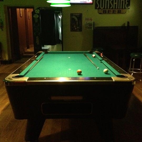 Photo taken at Bleecker Street Bar by Frédéric d. on 9/9/2012