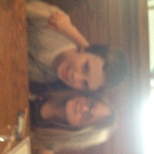 Photo taken at Oakwood Smokehouse & Grill by Jenn C. on 7/18/2012