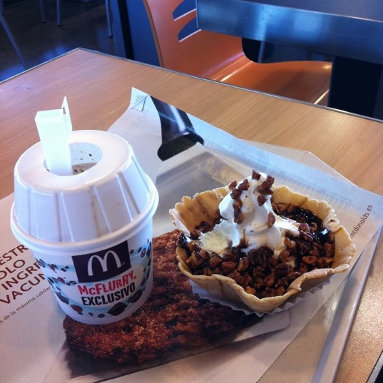 Photo taken at McDonald's by Carlos J M. on 4/18/2011