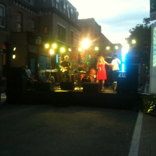 Photo taken at New Deck Tavern by Crystal K. on 6/8/2012